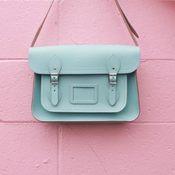The Cambridge Satchel Company Handbags - Cambridge Satchel 13 inch Satchel in Leather